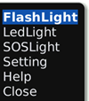 EverLight II menu